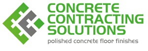 Concrete Contracting Solutions Logo