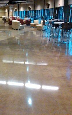 columbus ohio polished concrete