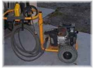 pressure washer for concrete