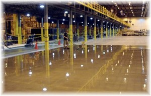 Concrete Polishing Los Angeles