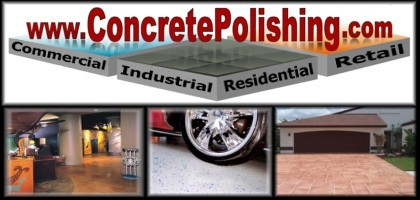 concrete polishing web logo