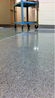 polished concrete floors atlanta