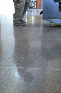 concrete floors metro east area