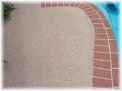 coatings for a pool deck